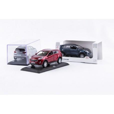 Model Sportage QL