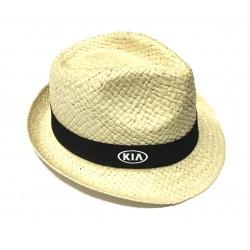 Slamený klobúk Kia