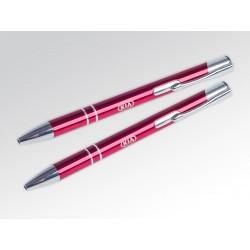 Kovové pero Kia