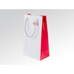 Papierová taška - víno