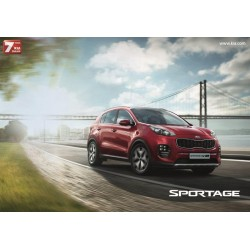 Poster Sportage